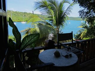 Culebra villa photo - Oceanfront steps from the water !!...