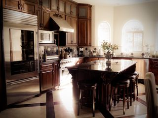 Gourmet kitchen w/Granite counters, equipped - Temecula estate vacation rental photo