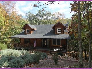 Massanutten house photo - Autumn at Antlers Crossing.