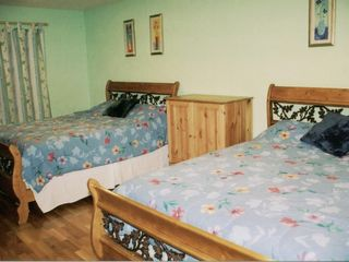 County Mayo house photo - Large Bedroom w/2 Queen Beds