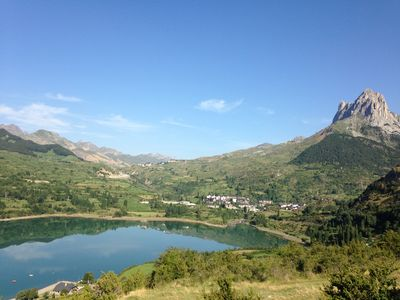 Spain Pyrenees Central Vacation Paradise Year Round. Pool! Ski, Hike, Bike, Swim