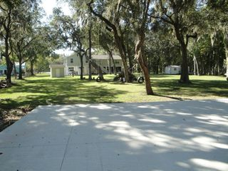 Palatka house photo - New Patio, great for Weddings and Dancing!!