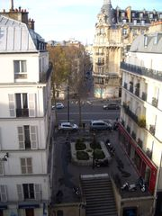 11th Arrondissement Bastille apartment photo - View from balcony