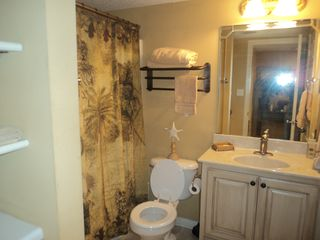 Orange Beach condo photo - Bathroom
