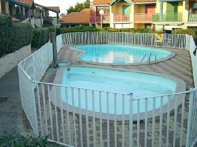 House with pool 50 m from the sea, 4020 Capbreton, Hossegor, Landes