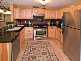 Fernandina Beach condo photo - Kitchen