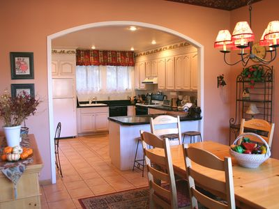 Durango house rental - Fully-equipped kitchen. Professional Chef available on request!