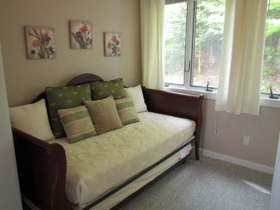 Trundle bed in room adjacent to Bedroom #3