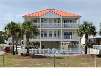 St George Island Florida Panhandle Vacation Cottage Rental 5 Bed New Listing 5 Bedrooms