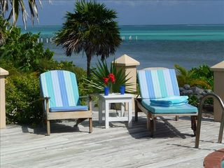 Ambergris Caye house photo - Lounge by your private pool.