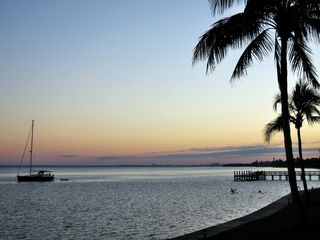 Sanibel Island condo photo - Classic sunrises and sunsets right from your Lanai