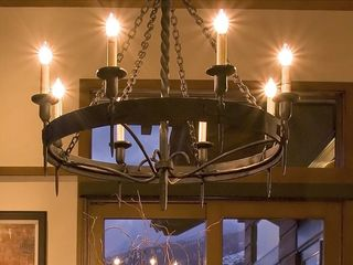 Teton Village lodge photo - It's all in the details. Tastefully decorated in lodge decor.