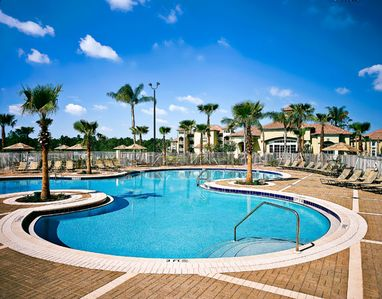 Main Pool at the Sheraton PGA Vacation Resort