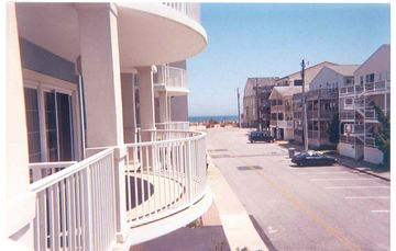 Vacation Homes in Ocean City condo rental - Oceanside View from Balcony, Seaside Escape Ocean City MD