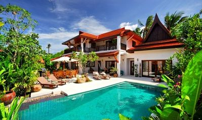 Baan Lotus Luxury 4 bedroom villa with private pool