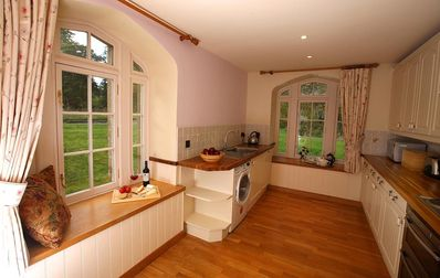 Otter Lodge Kitchen