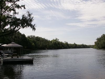 Peaceful Suwannee River