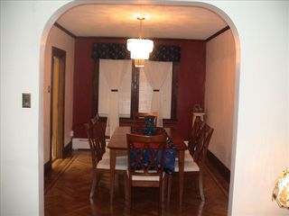Queens townhome photo - Dining Room