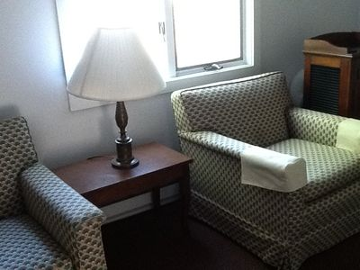 Greenwood Lake house rental - Seating area in second bedroom