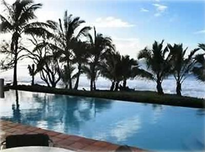 Papohaku Beach house rental - Disappearing Edge Pool