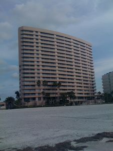 Sand Key condo rental - The Crescent Beach Club