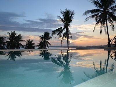 Baan Thongkeaw, comfort, luxury, 3 bedrooms, pano seaview, Bophut Hill