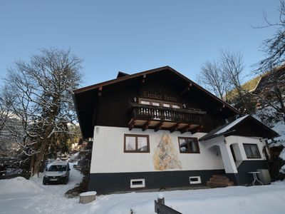 Austrian styled holiday home in the alps near skiing and centre of Zell am See