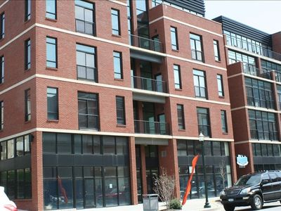 Lexington condo rental - New Building in Downtown Lexington