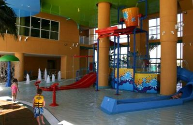 Waterpark Themed Play Area