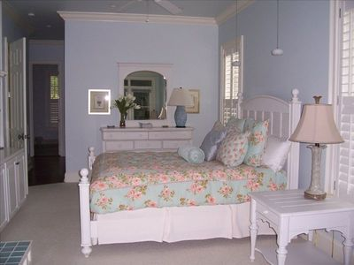 One of two First Floor Master Suites