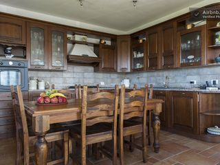 Montopoli Val d'Arno house photo - Prepare your favorite meal in a well equipped kitchen.