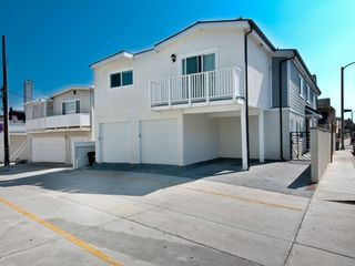 Newport Beach condo photo - Parking Area