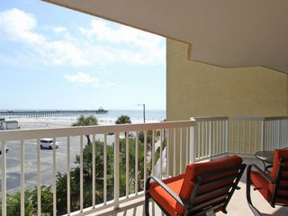 Ahhh, Folly Beach. - Folly Beach condo vacation rental photo