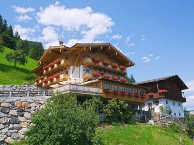 Location vacances appartement Zell-am-See