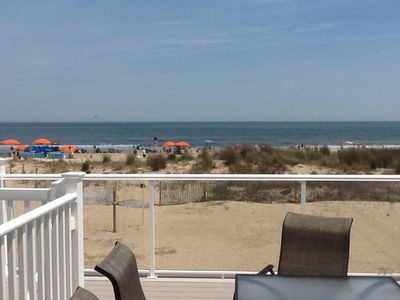 Huge Direct Oceanfront Townhouse with Beautiful Sunrises