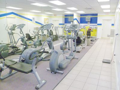 Tow exercise rooms