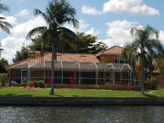 Cape Coral villa photo - Beautiful villa on the canal and just a few minutes from the ocean