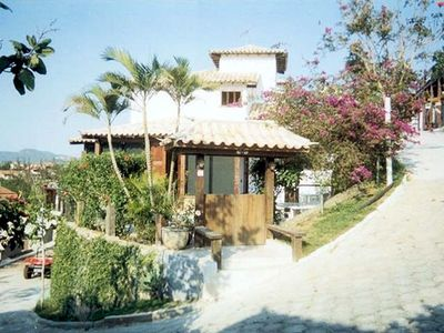 Cozy house with 3 bedrooms in Geribá