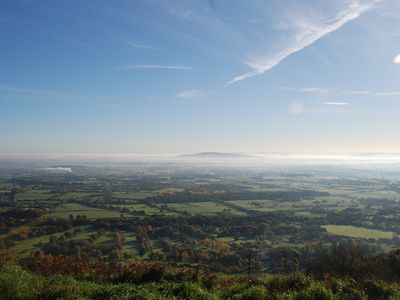Views from the Malvern Hills