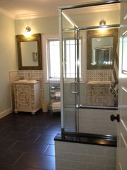Branson house photo - Hall Bath with shower