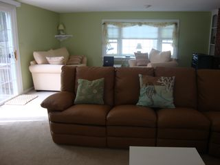 Falmouth house photo - Family Room.