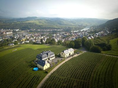 Pure relaxation at the Moselle / Region Trier Luxembourg / Style apartments  - Flora