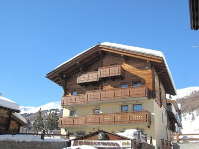 Apartment with ski lift at only 100metres