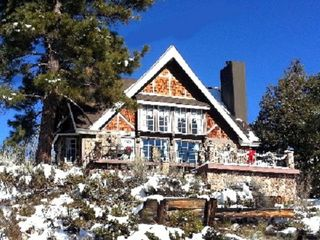 Big Bear Lake chalet photo