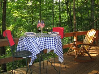 Maggie Valley cabin photo - Summertime in the Smokies
