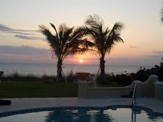 Vero Beach house photo - Sunrise from patio