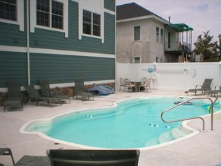 Wildwood condo photo - Heated Pool