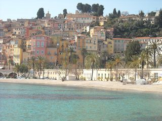 Beautiful beaches - Menton house vacation rental photo