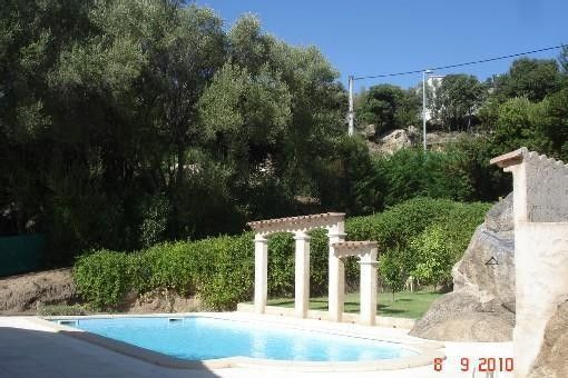new villa of 120m2 any comfort, gde pool, outdoor terrace