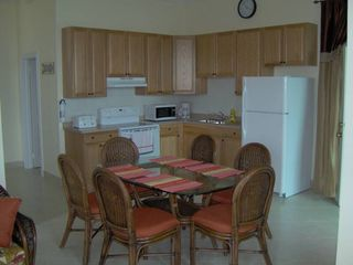 Long Island villa photo - Kitchen and Dining area